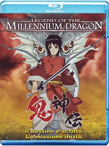 Legend of the Millennium Dragon [Blu-ray] [Import italien]