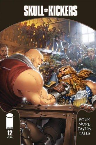 Skull Kickers Issue 12 November 2011 (refBIB000x22) (Kickers Skull)