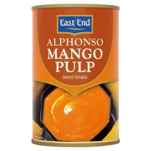 East End Alphonso pulpe de mangue 450g