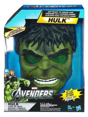 Avengers Hasbro Gaming A2176 Maske Hulk