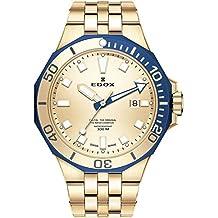 94eb74738878 Edox Delfin The Original Reloj de Hombre Cuarzo 43mm 53015 357JBUM DI