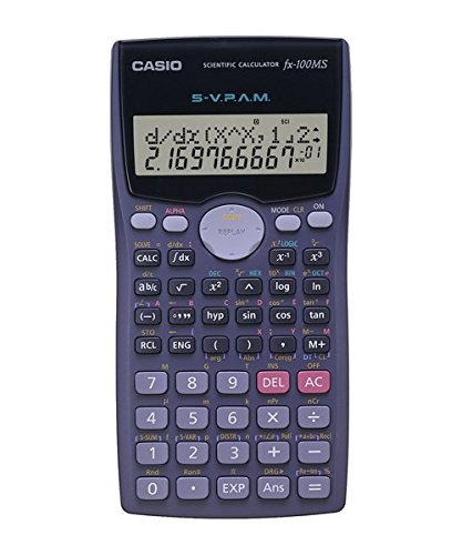 Casio-FX-100MS-Scientific-Calculator