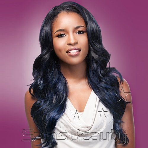 Sensationnel Synthetic Hair Half Wig Instant Weave Verona (DXR4677) by Sensationnel