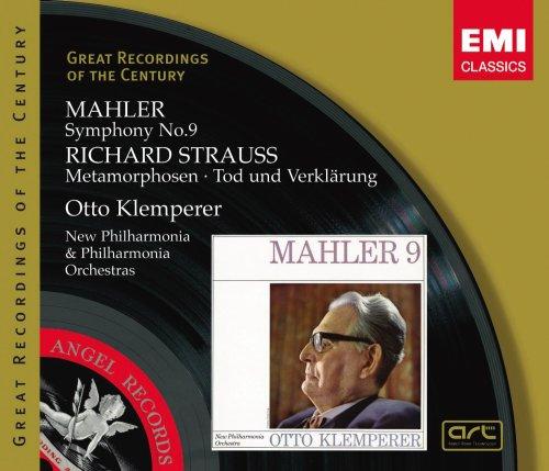 mahler-symphony-n-9-r-strauss-metamorphosen-tod-und-verklarung-import-anglais