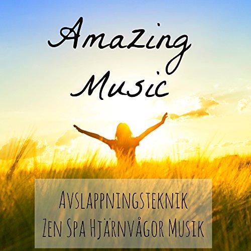 Amazing Music - Avslappningsteknik Zen Spa Hjärnvågor Musik för Chakra Terapi Helande Massage Sömncykel med Instrumental Romantisk Piano Lugnande Ljud