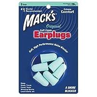 Macks Soft Foam Earplugs Original 3-pair Blister Pack preisvergleich bei billige-tabletten.eu