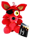 Five Nights At Freddy's 10' Plush: Foxy