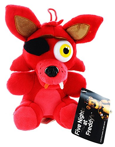Five Nights At Freddys - Foxy Plush - 25cm 10""