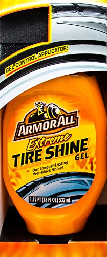 armor all 77960us extreme tire shine gel (532 ml) Armor All 77960US Extreme Tire Shine Gel (532 ml) 51Chn 2B01JiL
