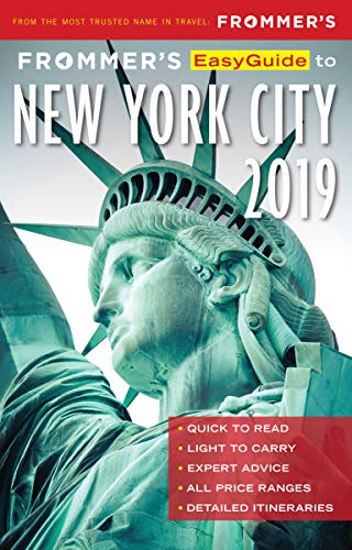 Frommer's EasyGuide to New York City 2019 (English Edition)