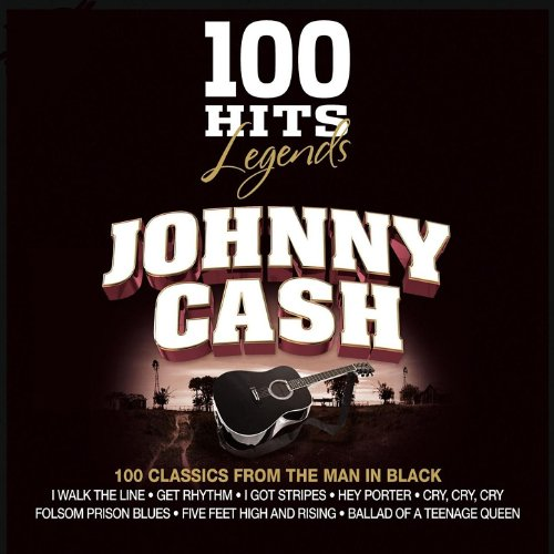 100 Hits Legends - Johnny Cash...