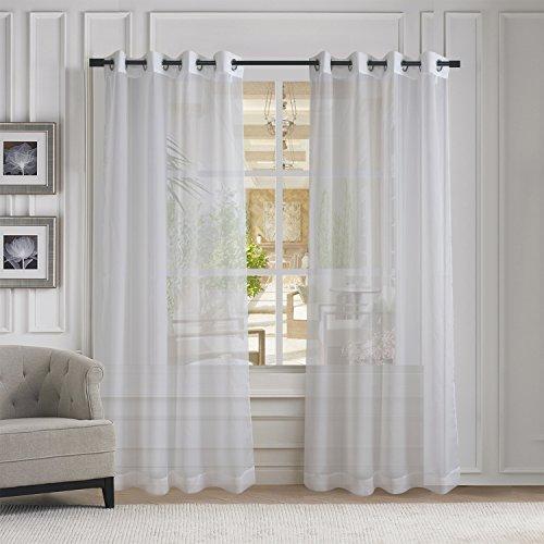 aquazolax-isolamento-termico-tende-oscuranti-solido-tessuto-white-sheer-54w-x-84l-2-panels-set
