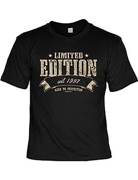 T-Shirt zum 20. Geburtstag Geschenk zum 20 Geburtstag 20 Jahre Geburtstagsgeschenk 20-jähriger Limited Edition...
