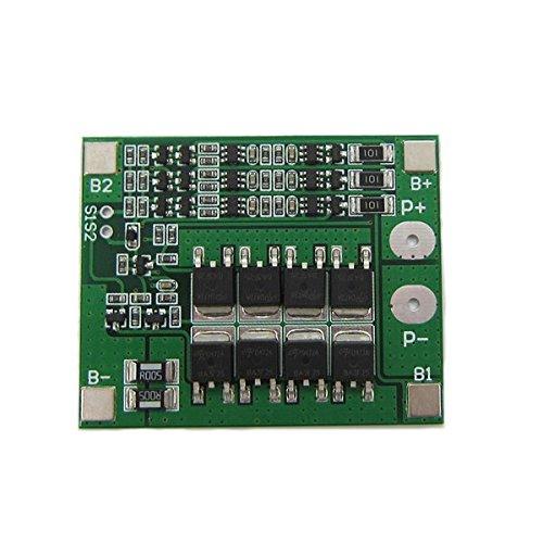 LaDicha 3S 11.1 V 12V Lipo Batterieschutz Platine Mit Balance Funktion
