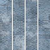 murando - PURO TAPETE - Realistische Tapete ohne Rapport und Versatz 10m Vlies Tapetenrolle Wandtapete modern design Fototapete - Beton f-A-0252-j-c