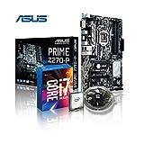 Memory Aufrüst-Kit Intel Core i7-7700K 7. Generation (Quadcore) Kabylake 4x 4.2 GHz, 0 GB DDR4 2133Mhz, ASUS PRIME Z270-P, 1792 MB Intel HD 630, USB 3.0, SATA3, 7.1 Sound, M.2 Sockel, GigabitLan, HDMI, MultimediaKIT, Kaby Lake, komplett fertig montiert und getestet