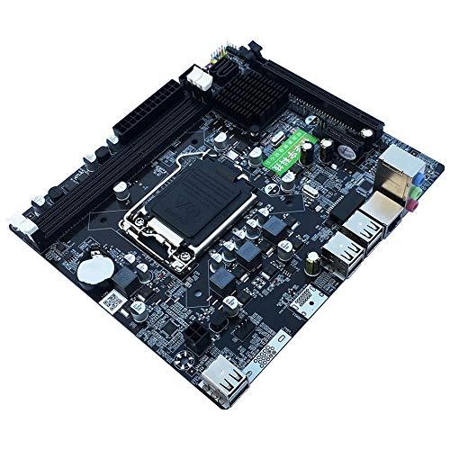 WEIWEITOE-DE P8P67 LE Desktop Motherboard P67 Socket LGA 1155 i3 i5 i7 DDR3 32G SATA3 USB3.0 ATX High Performance