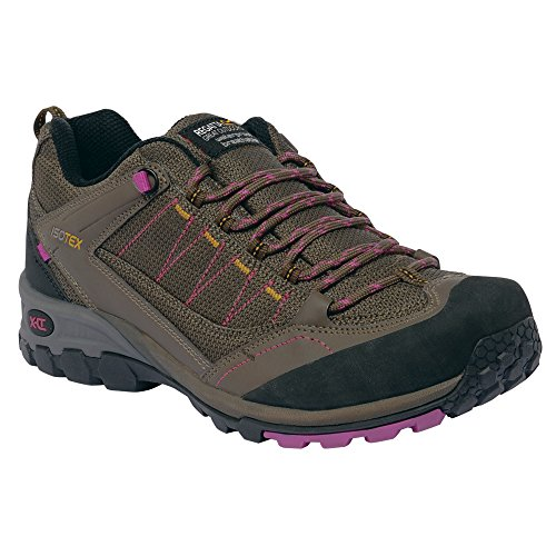 Regatta Dames Ultra Max II Low Walking chaussure RRP £70 Roasted/VivV
