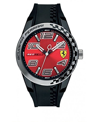 Watch Scuderia Ferrari Unisex Time Only Marshall 0830335