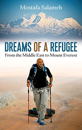Dreams of a Refugee: From the Middle East to Mount Everest (English Edition) por Mostafa Salameh