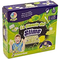 Science4you - La Ciencia del Slime - Brilla en la Oscuridad (609518)
