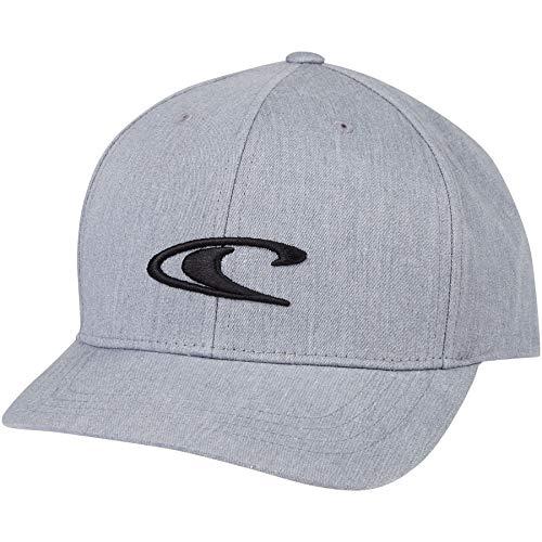 O'Neill Herren Bm Wave Cap Silver Melee One Size