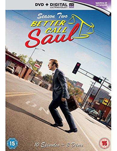 Better Call Saul - Series 2 (3 DVDs)