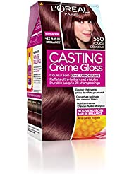 loral paris casting crme gloss coloration ton sur ton sans ammoniaque - Coloration Rouge Sans Ammoniaque