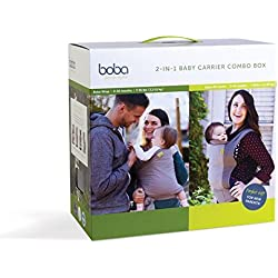 Boba Carrier 2 Combo Box