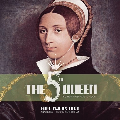 The Fifth Queen  Audiolibri