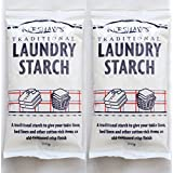 TRADITIONAL LAUNDRY STARCH Twin Pack