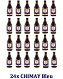 Chimay Blue Abbey / Trappist Beer Case of 24 Bottles 33cl