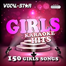 Vocal-Star Girls Hits Karaoke Collection CDG Disc Pack 8 Discs - 150 Songs