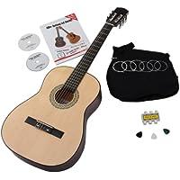 Classic Cantabile Acoustic Series AS-851 7/8 - Guitarra de concierto set para principiantes