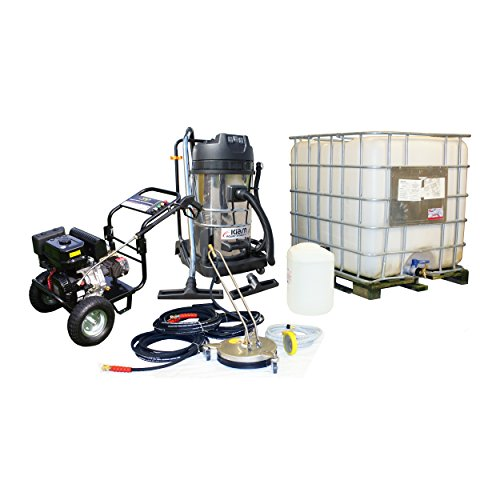 Industrial Petrol Pressure Washer