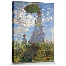 Suchergebnis Auf Amazon De Fur Claude Monet Frau Mit Sonnenschirm 1875