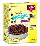 Milly Magic Croccanti Cereali al Cacao senza Glutine 250 G