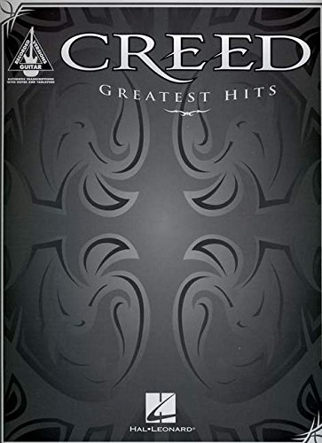 Creed -- Greatest Hits: Authentic Guitar Tab