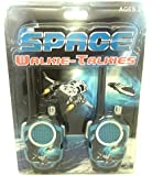 Walkie talkies for kids Space Police Ranger War Games Officer Children Star Game Boys Play set Great Gift idea