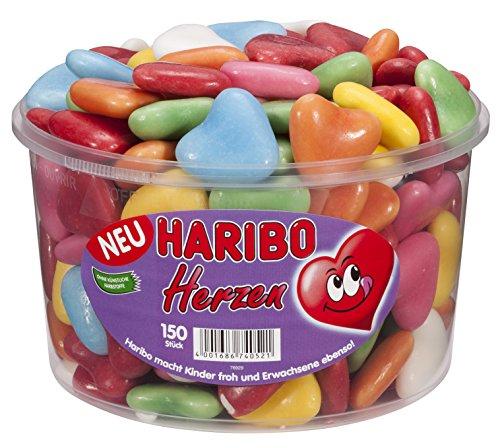 Haribo Baiser Herzen 150 St, 6er Pack (6 x 1.05 kg)