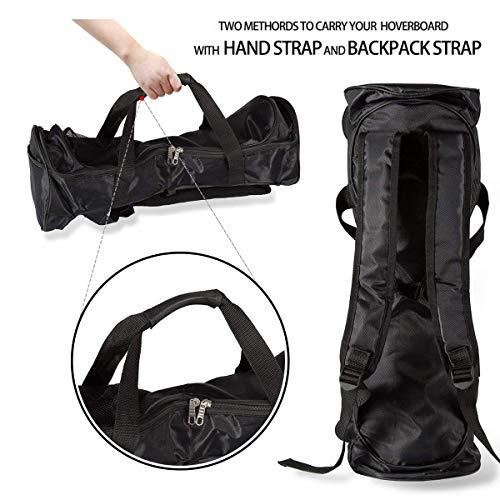 Hover Bag Impermeable Dos Ruedas Equilibrio