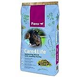 """Pavo Care4Life Müsli """"Eine strukturreiche Futtermischung mit Vitaminen und Kräutern"""" 15 kg"""