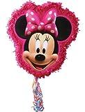 Minnie Mouse Pull Ribbon String Pinata
