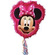 Minnie Mouse Pull Ribbon String Pinata by Hallmark [Toy] (English Manual)