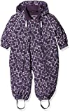 mikk-line Baby-Mädchen Schneeanzug 12120, Mehrfarbig (Purple Ash 703), 74