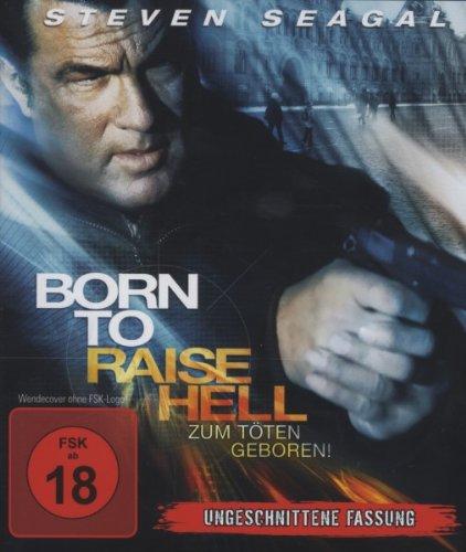 Bild von Born to Raise Hell - Ungeschnittene Fassung [Blu-ray]