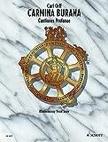 Carmina Burana Vocal Score