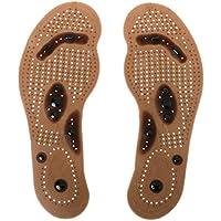 Forgun 1 Paar Schuhe Einlegesohlen magnetisch Therapie Gesundheitspflege Massage Komfort-Pad Unisex Neu a preisvergleich bei billige-tabletten.eu