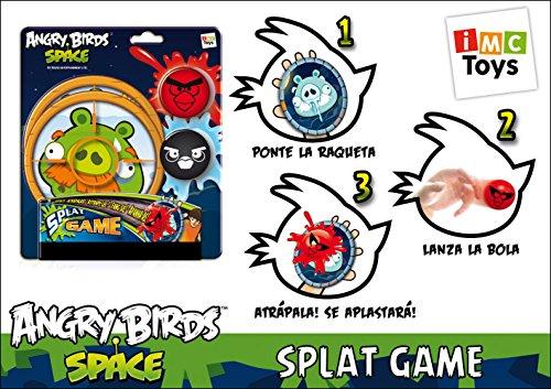 Splat Catch (Frisbees In Der Masse)