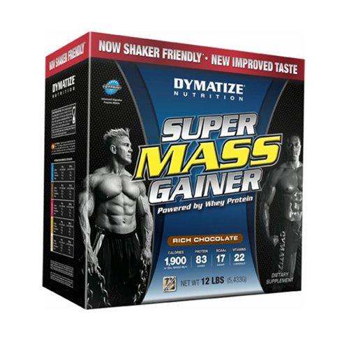 Dymatize Super Mass Gainer 12lbs (Bag) Sugar Cookie -